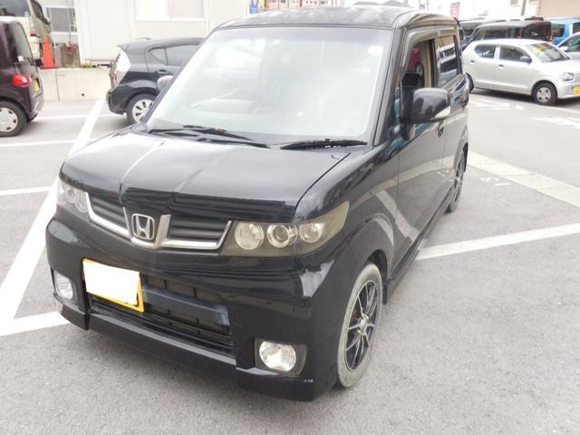 沖縄県沖縄市の中古車ならゼストスパーク W ユーザー買取車 HDDナビ バックカメラ フォグランプ