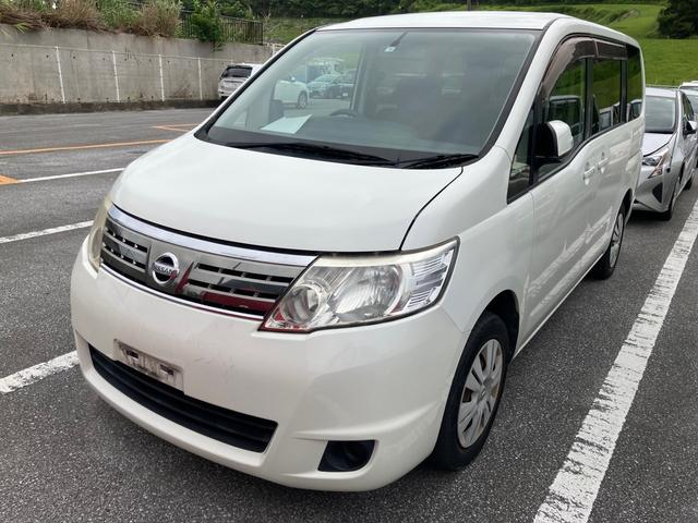 沖縄県の中古車ならセレナ 20S Vセレクション