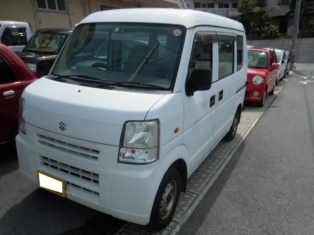沖縄県の中古車ならエブリイ PA ユーザー買取車