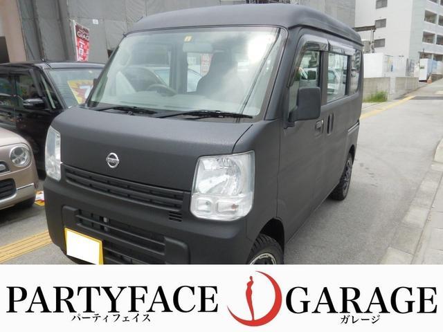 日産 NV100クリッパーバン DX 本土車