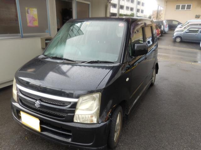 沖縄県宜野湾市の中古車ならワゴンR FX-Sリミテッド ユーザー買取車