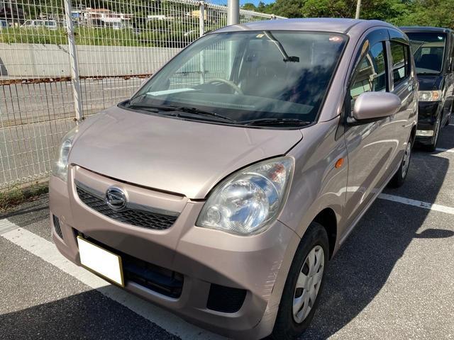 沖縄県の中古車ならミラ Xスペシャル 5速マニュアル キーレス