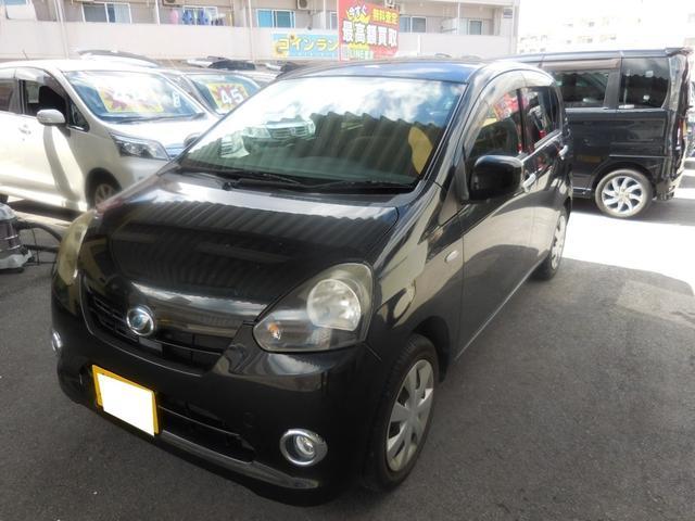 沖縄県の中古車ならミライース X ユーザー買取車