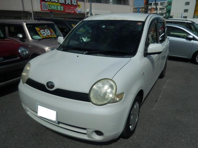 沖縄県中頭郡嘉手納町の中古車ならシエンタ Xリミテッド ユーザー買取車