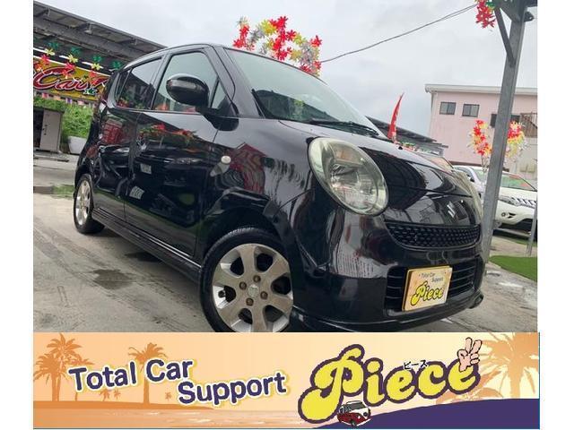 沖縄の中古車 スズキ MRワゴン 車両価格 21万円 リ済込 2006(平成18)年 7.6万km ブラックM