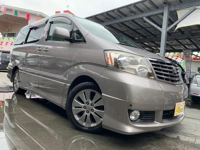 アルファードV:沖縄県中古車の新着情報
