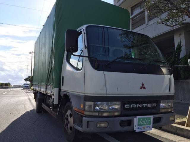 沖縄県の中古車ならキャンター