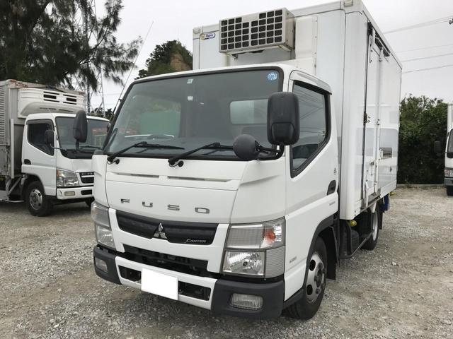 沖縄県の中古車ならキャンター 2t冷凍車 AT