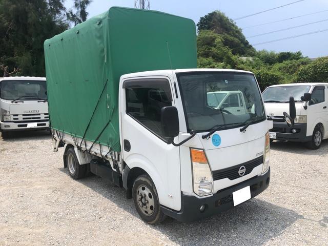沖縄の中古車 日産 アトラストラック 車両価格 149万円 リ済別 2008(平成20)年 11.0万km ホワイト