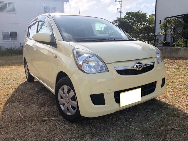 沖縄県の中古車ならミラ メモリアルエディション キーレス 電動格納ミラー