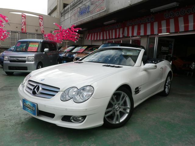 沖縄の中古車 メルセデス・ベンツ M・ベンツ 車両価格 ASK リ済別 2007年 9.6万km パール