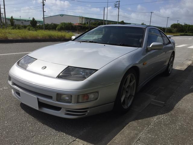 沖縄の中古車 日産 フェアレディZ 車両価格 99万円 リ済別 平成7年 走不明 シルバー