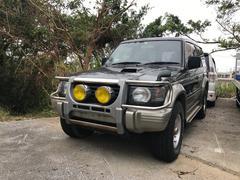 パジェロワイド 4WD