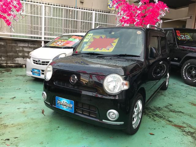 沖縄県の中古車ならミラココア ココアプラスG スマートキー
