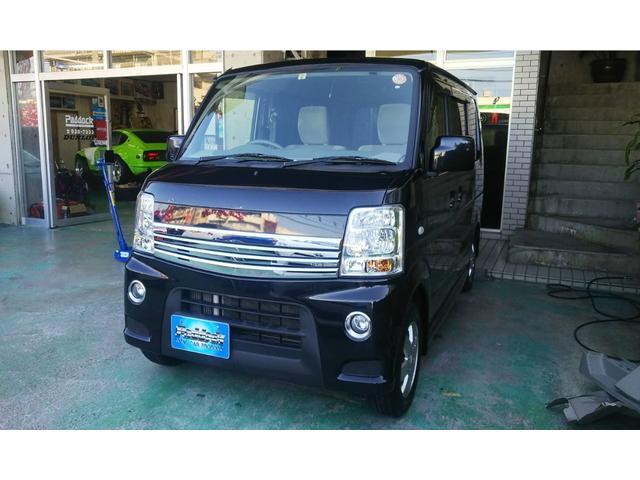 沖縄県の中古車ならスクラムワゴン