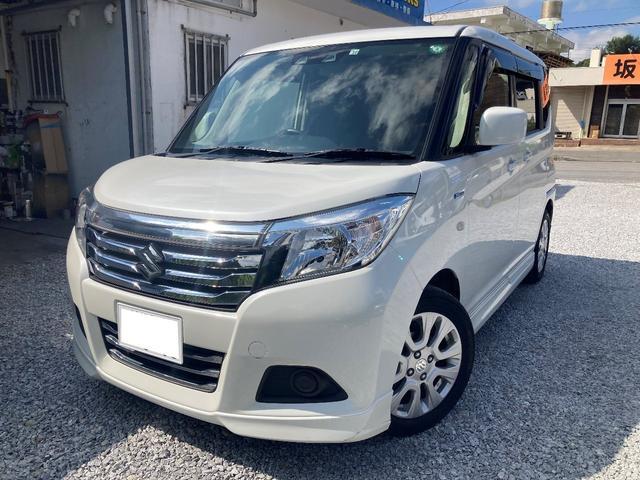 沖縄県の中古車ならソリオ ハイブリッドMX セーフティーサポート装着車 10インチナビ/TV