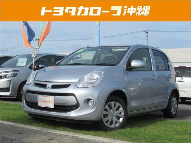 沖縄の中古車 トヨタ パッソ 車両価格 90万円 リ済別 平成27年 5.3万km シルバー