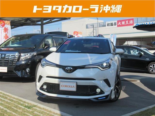 沖縄県の中古車ならC-HR G-T