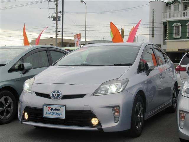 沖縄の中古車 トヨタ プリウス 車両価格 154万円 リ済別 2013(平成25)年 4.1万km パープル