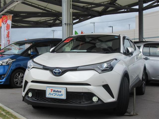 沖縄県の中古車ならC-HR G LEDエディション