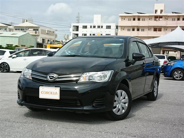 沖縄県の中古車ならカローラアクシオ X