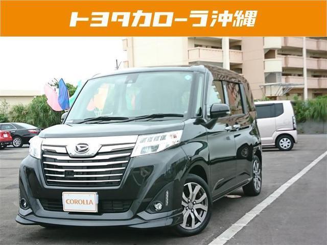 沖縄県の中古車ならトール カスタムG ターボ SAII