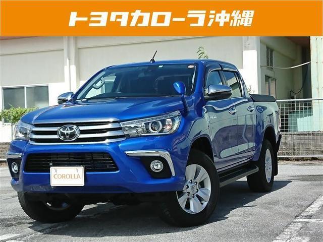 沖縄県の中古車ならハイラックス Z