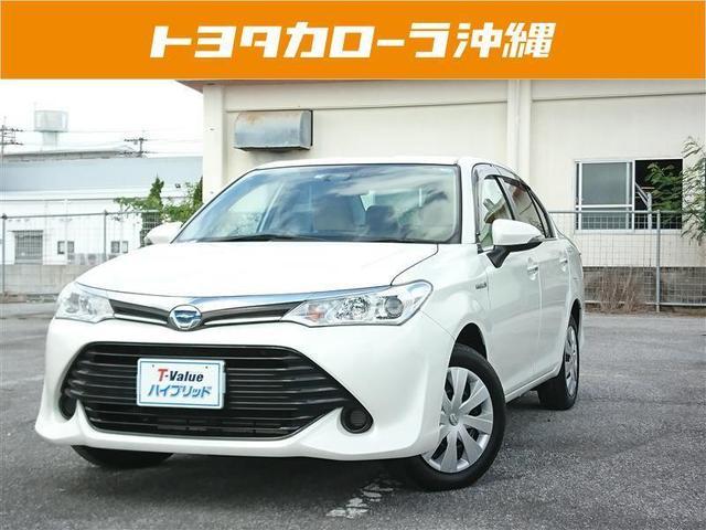沖縄県の中古車ならカローラアクシオ ハイブリッドG