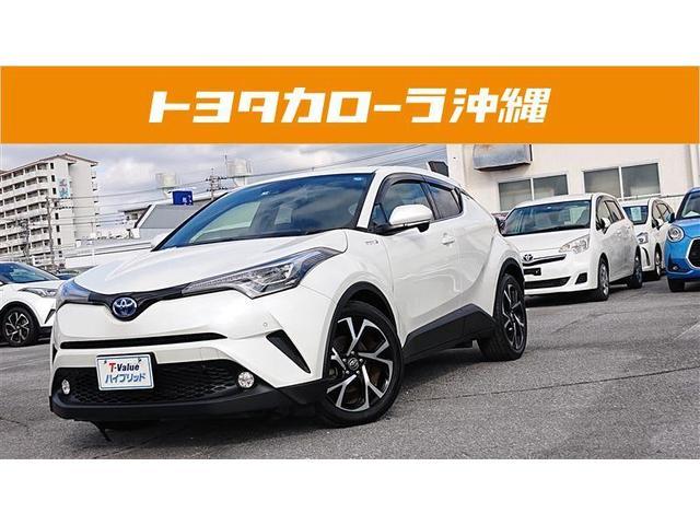 「トヨタ」「C-HR」「SUV・クロカン」「沖縄県」の中古車
