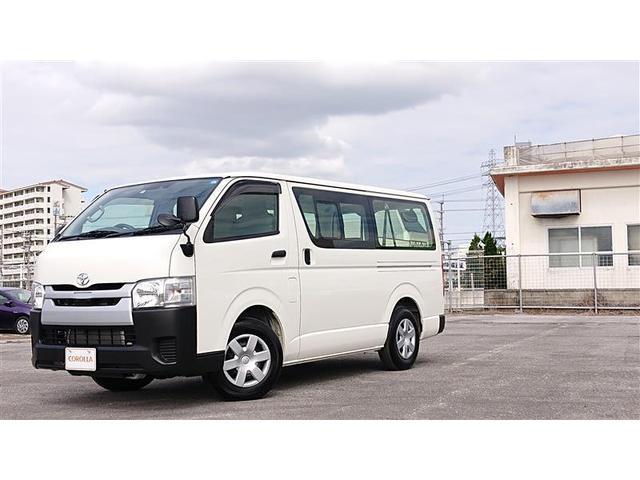 沖縄県の中古車ならハイエースバン DX