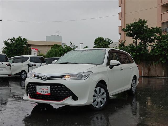 トヨタ カローラフィールダー 1.5G プラスレッド
