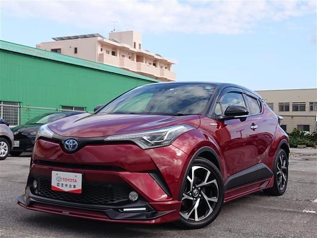 C-HR(沖縄 中古車) 色:ツートン 価格:253万円 年式:2018(平成30)年 走行距離:4.6万km