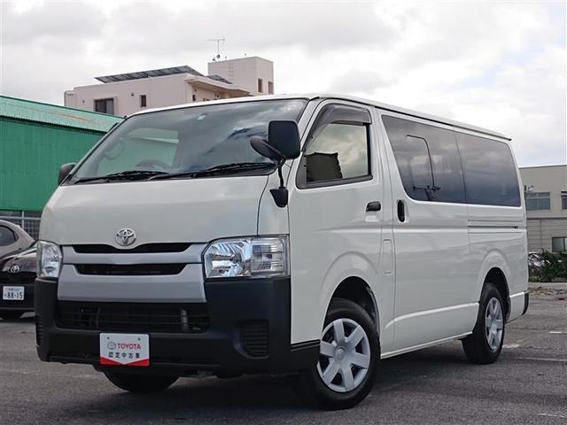 ハイエースバン(沖縄 中古車) 色:ホワイト 価格:170万円 年式:2015(平成27)年 走行距離:6.0万km