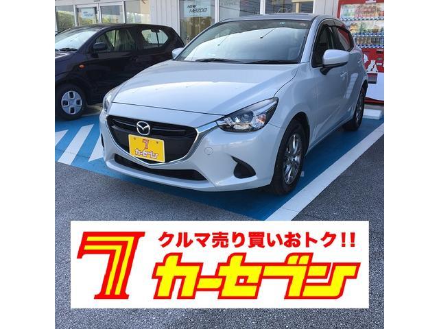 沖縄の中古車 マツダ デミオ 車両価格 183万円 リ済込 2019(平成31)年 147km グレーM