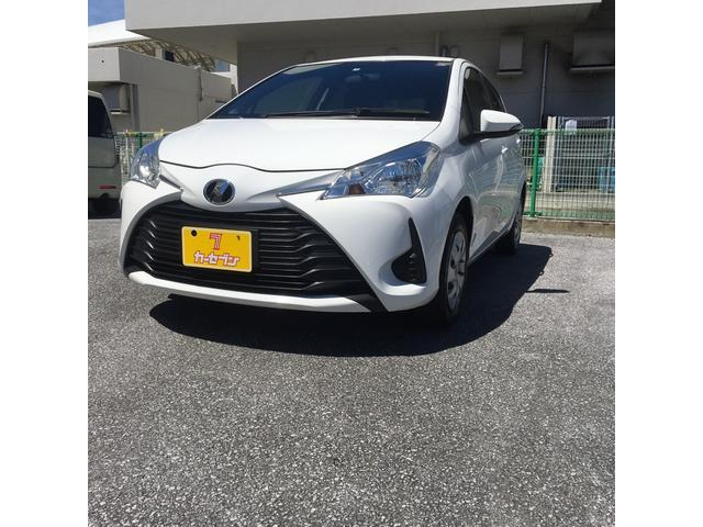 沖縄県の中古車ならヴィッツ F ETC ワンセグナビ