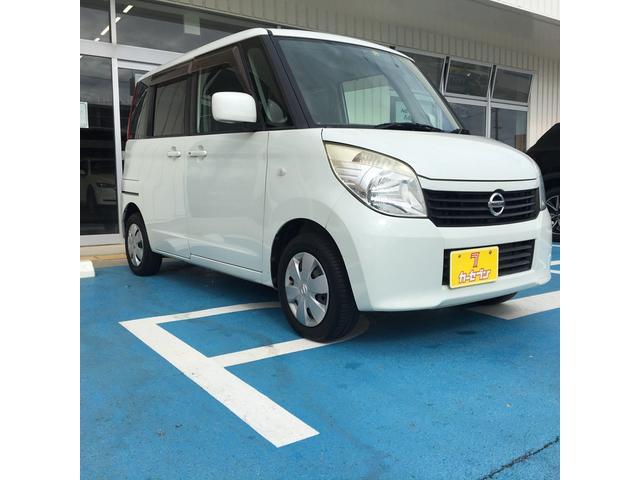 沖縄県の中古車ならルークス E ETC キーレスCDラジオ