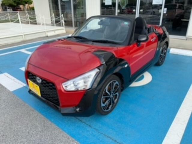 沖縄県の中古車ならコペン エクスプレイ ワンオーナー車 オープンカー
