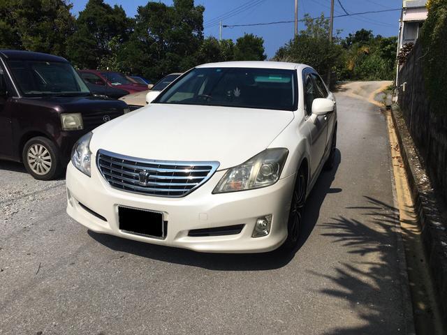 クラウン:沖縄県中古車の新着情報