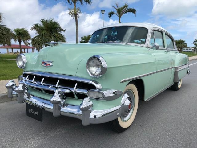 沖縄の中古車 シボレー シボレー ベルエア 車両価格 ASK リ済込 1955(昭和30)年 走不明 LグリーンM