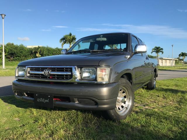 沖縄県の中古車ならハイラックススポーツピック エクストラキャブ
