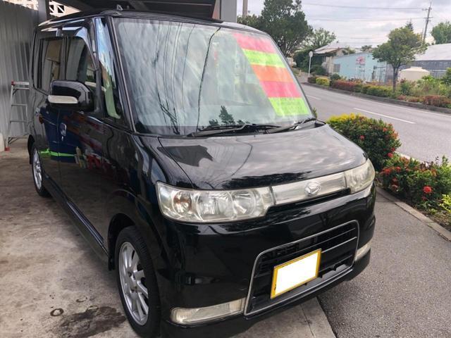 沖縄県の中古車ならタント 最上級カスタムRS