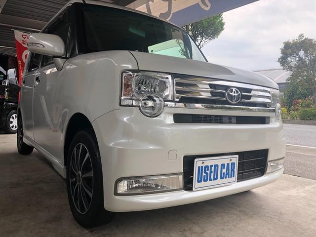 沖縄県の中古車ならピクシススペース 2年260項目保証 ワンオーナー カスタム X