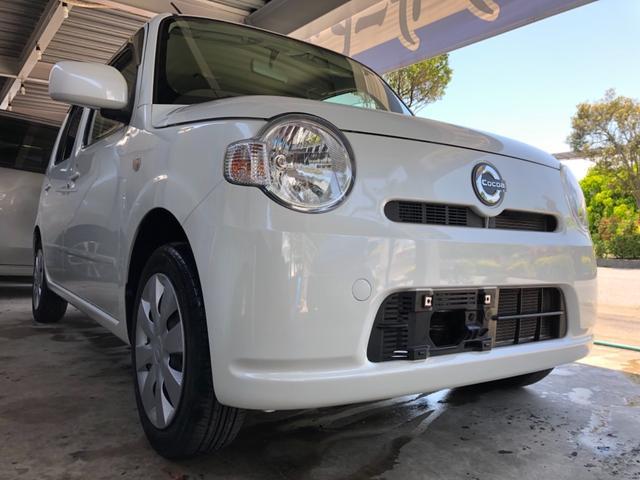 沖縄県の中古車ならミラココア 2年保証 ココアL ワンオーナー ナビTV