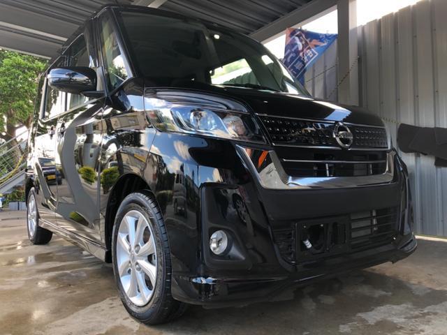 日産 3年プレミアム保証 ハイウェイスター X ワンオーナー本土車