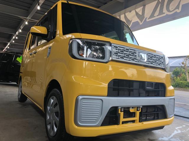 沖縄県うるま市の中古車ならウェイク 2年保証 DSA SDナビ ワンオーナー 本土ディーラー車