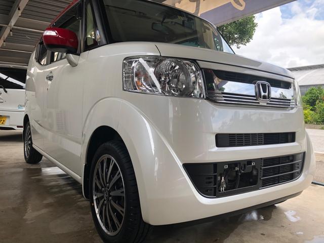 沖縄県の中古車ならN-BOXスラッシュ 2年プレミアム保証 X・ターボパッケージ ワンオーナー本土車