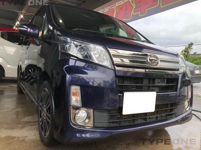 沖縄県の中古車ならムーヴ 2年保証 カスタム X VSスマートセレクションSA&SN