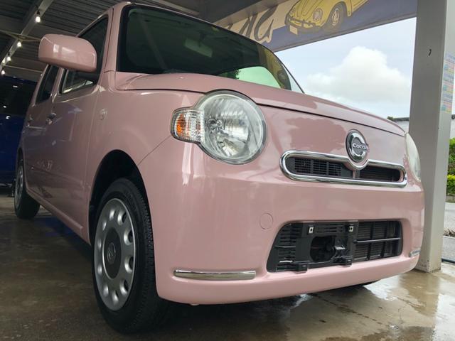 ミラココア:沖縄県中古車の新着情報