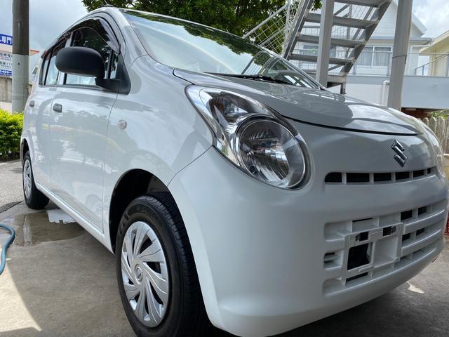 沖縄県糸満市の中古車ならアルト 2年保証 VP キーレス 本土車