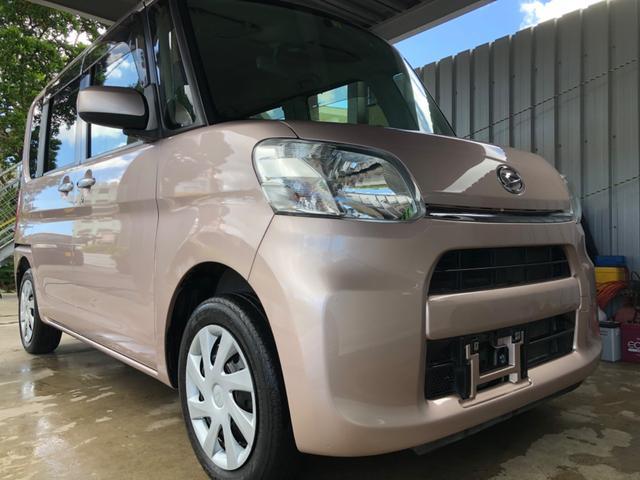 沖縄県の中古車ならタント X 2年保証 ワンオーナー 本土車